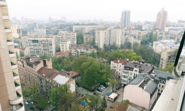Khmelnitskogo 39 (18) - Хмельницкого 39 (18) - Kiev Kiralık Daire