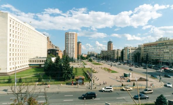 Lesya Ukrainka 19 - Леси Украинки 19 - Kiev Kiralık Daire